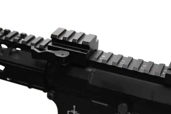 Oper8 20mm 3 Slot QD RIS Riser For Picatinny Rail