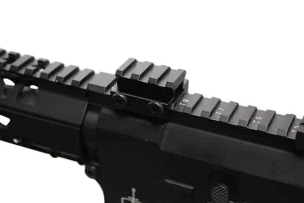 Oper8 20mm 3 Slot Riser- 12.5mm High