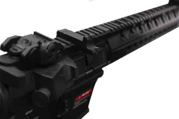 Oper8 45° Short Offset 20mm Rail Adapter