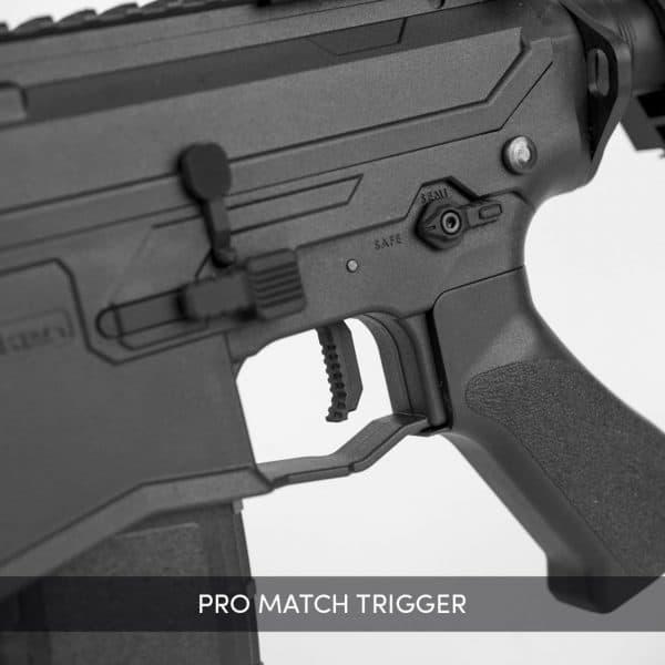 Valken ASL MOD-M M4 AEG - Black