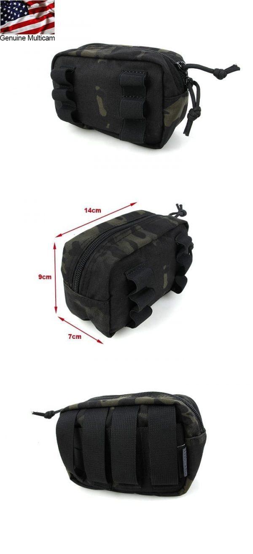 TMC 6ID GP Pouch - Multicam Black
