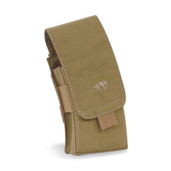 tasmanian tiger double mp5 magazine pouch - khaki