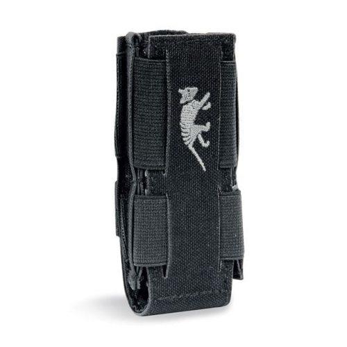 Tasmanian Tiger Single multi caliber Pistol pouch Black 1 Tasmanian Tiger Single Multicaliber Pistol Magazine Pouch- Black