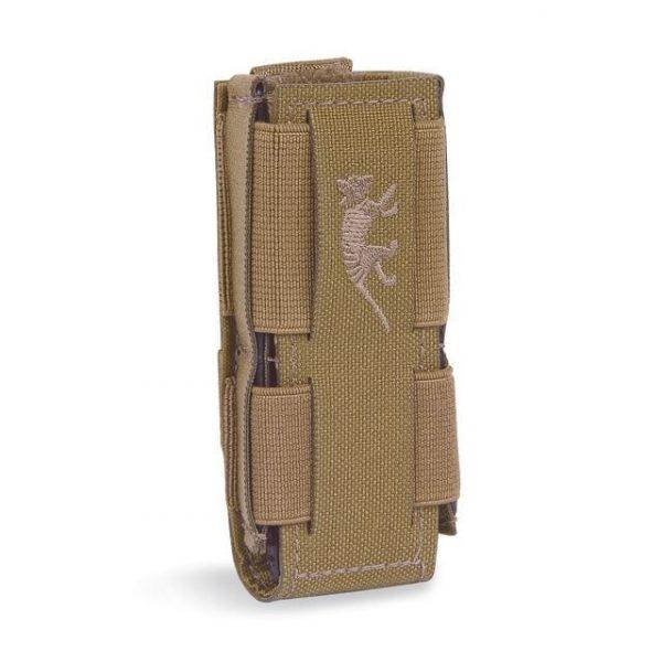 Tasmanian Tiger Single multi caliber Pistol pouch Khaki 1 Tasmanian Tiger Single Multi Caliber Pistol Mag Pouch - Khaki