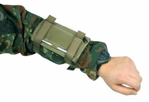 Tasmanian Tiger Wrist office admin pouch 4 Tasmanian Tiger Wrist Admin Pouch