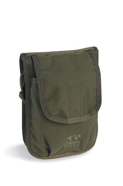Tasmanian tiger notebook pouch 1 Tasmanian Tiger Pocket Notebook - Olive Drab