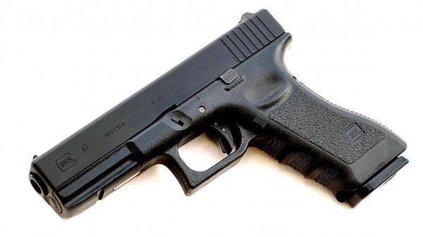 Tokyo Marui G 17 Gen 3 GBB Pistol