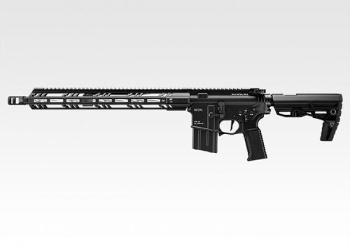 Tokyo Marui MTR-16 GBB Rifle With ZET System