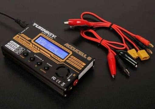 Turnigy Accucell 6 Battery Charger