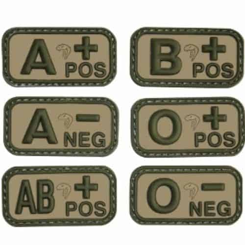 Patches / Morale Patches