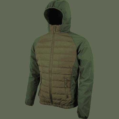 viper sneaker jacket od green