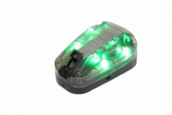 Wadsn Hel-Star6 IR And Green LED