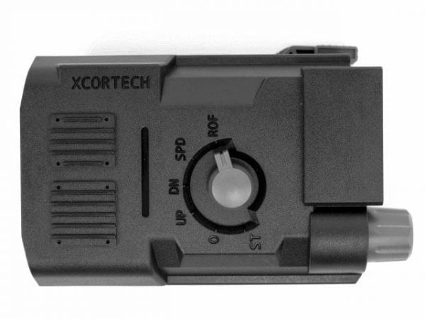 Xcortech X3300W Advanced BB Control System Shoot Chronograph BK