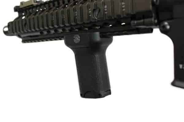 ZCI B5 Short Grip With Storage - Black