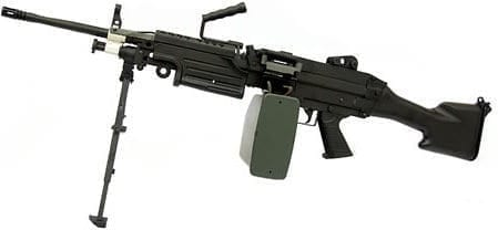 A&K m249 MK2 Support weapon