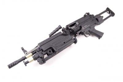 FN Herstal M249 Para support gun