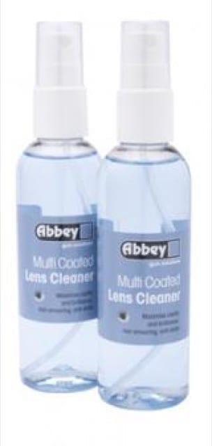 Abbey Multi-coated Lens Cleaner 100ml