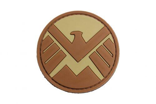 Marvel Shield (Tan) Morale patch