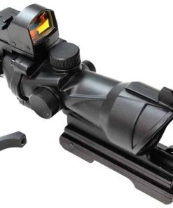 Aim-O ACOG Style 4×32 Scope With DR Sight And QD Mount