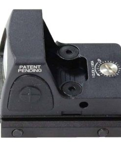 Aim-O Adjustable LED RMR Red Dot With 20mm Mount