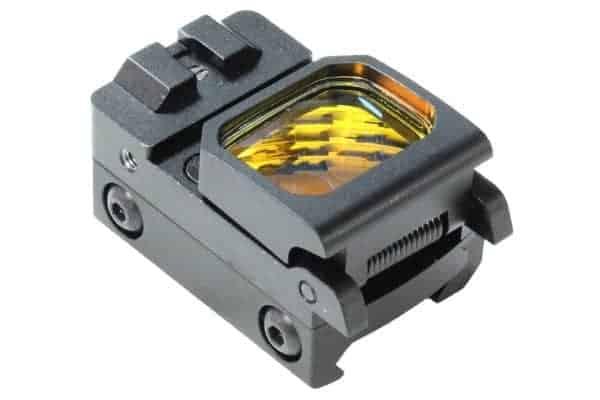 Aim-O Flip Up Mini Red Dot Reflex Sight