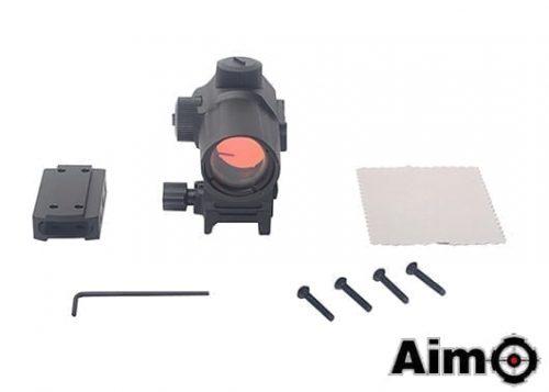 Aim-O SP1 Red Dot Sight - Black