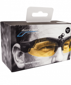 Aimcam EN166F Rated Shooting Lenses