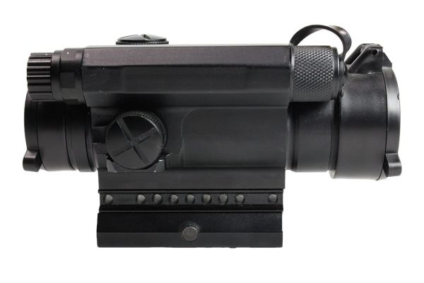 Aimpoint type 20mm low mount red/green dot sight