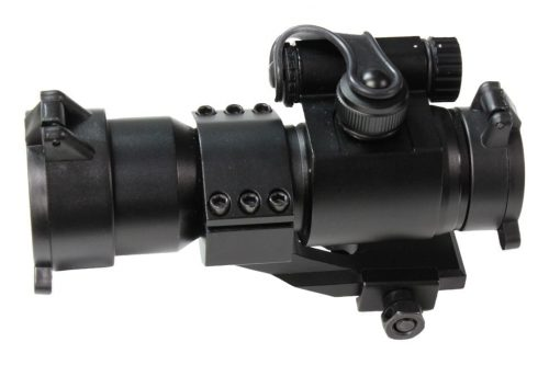Aimpoint M3 style red / green dot