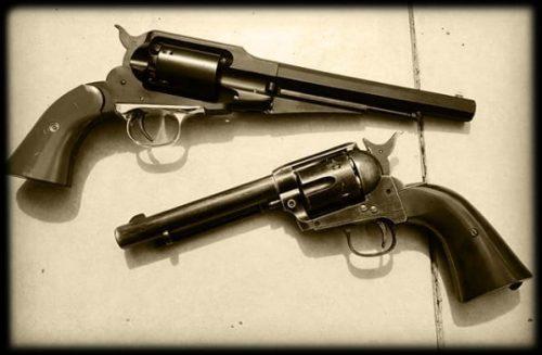 Airsoft Revolvers