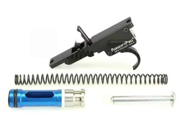 Airsoft Pro FULL UPGRADE ZERO TRIGGER SET FOR TM AWS AND WELL MB