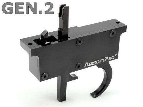 Airsoft Pro CNC TRIGGER SET FOR L96 RIFLES MB01,04,05,08,14. GEN