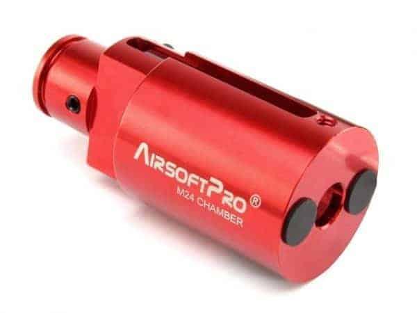 Airsoft Pro Snow Wolf M24 CNC HopUp Chamber Gen 3