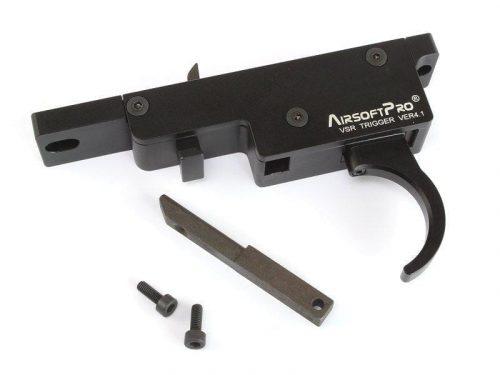 Airsoft Pro CNC Zero trigger set for VSR Gen 4.1