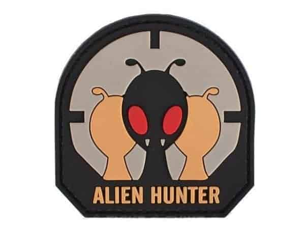Alien Hunter morale patch