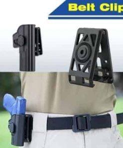 Amomax Holster Belt Clip