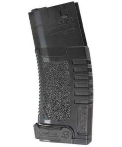 Ares Amoeba 140 Round Mid Cap Magazine ABS (Black)