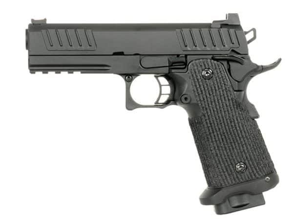 Army Custom Hi Capa 4.3 gas blowback pistol (R603)