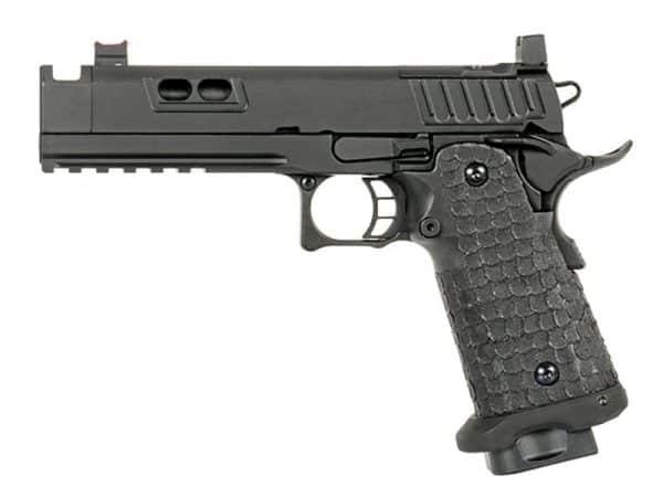 Army Custom Hi Capa 5.1 gas blowback pistol (R604)
