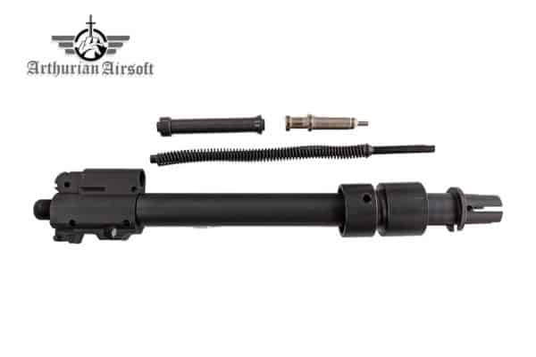 Arthurian Airsoft Excalibur Mordred outer barrel assembly