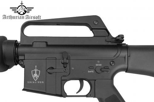Arthurian Airsoft Excalibur Veteran M16 AEG