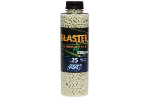 ASG Blaster 0.25g Tracer 3300 bottle
