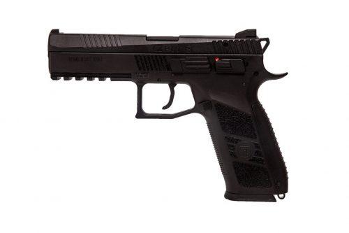 ASG CZ P-09 incl. case. Black