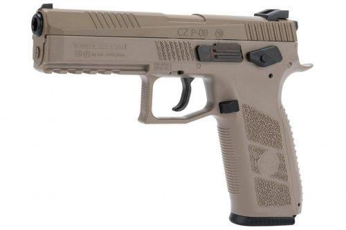 ASG CZ P-09 Polymer (FDE)