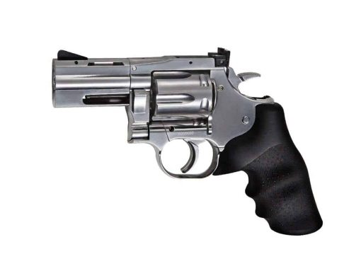 "ASG Dan Wesson 715 - 2.5"" Revolver, Steel grey"