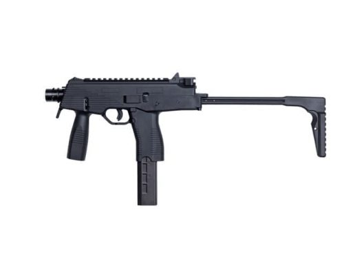 ASG B&T MP9A1 With Foregrip - Black