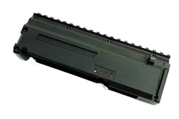 ASG Scorpion Evo Main upper receiver and screws BO1/2