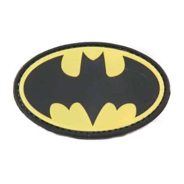 Batman symbol morale patch