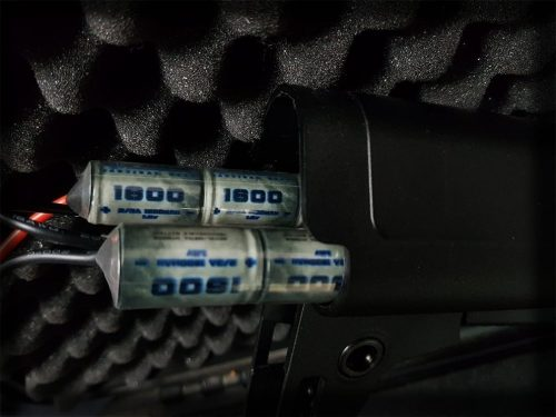 Airsoft Batteries for guns and scopes