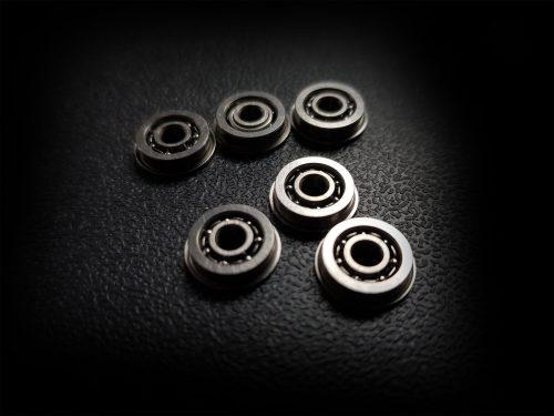 Bearings and shims | Adjustment